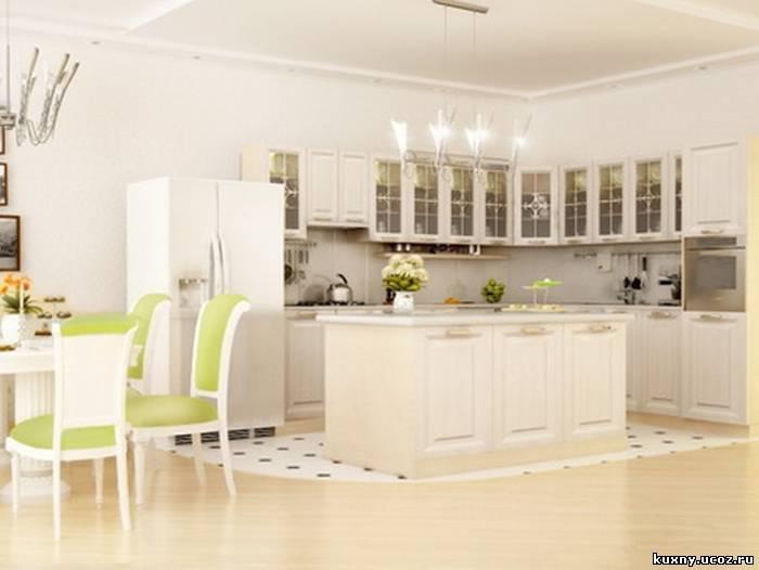 кухни фото классика барокко